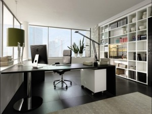 Quickly increase your productivity by redesigning your home office